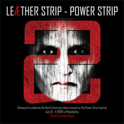 Leaether Strip - Power Strip (Limited Edition Vinyl) (2009)