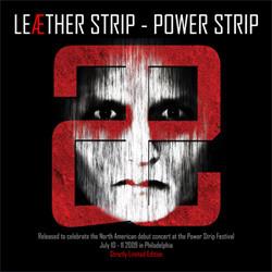 Leaether Strip - Power Strip (Limited Edition Vinyl) (2009)