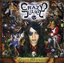 CrazY JulieT - Grand Memories (2009)