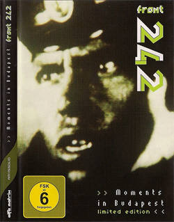 Front 242 - Moments In Budapest (DVD) (2010)