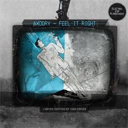 Axodry - Feel It Right (Limited Edition CDM) (2010)