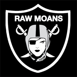 Raw Moans - We Want It Beautiful Not Real (2CDR Limited Edition) (2010)