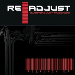 reADJUST - reLAUNCH (Limited Edition EP) (2010)