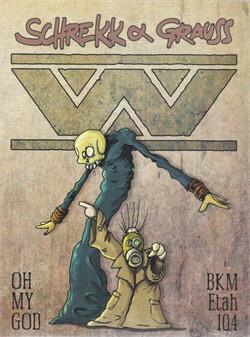 :wumpscut: - Schrekk & Grauss (2CD Limited Edition) (2011)