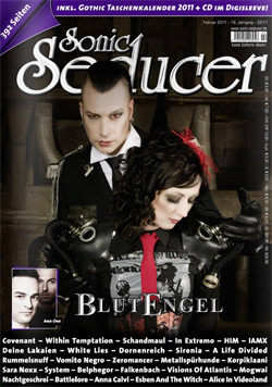 VA - Sonic Seducer: Cold Hands Seduction Vol. 115 (2011)