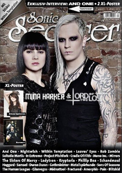 VA - Sonic Seducer: Cold Hands Seduction Vol.117 (2011)