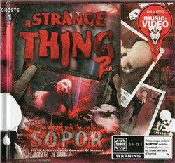 Sopor Aeternus & The Ensemble Of Shadows - The Goat... and Other Re-Animated Bodies (Like a Corpse Standing in Desperation 4) (DVD) (2009)