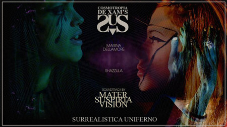 Mater Suspiria Vision - Soundtrack For Surrealistica Uniferno (Limited Edition DVD) (2010)