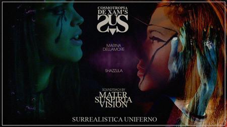 Mater Suspiria Vision - Soundtrack For Surrealistica Uniferno (Limited Edition DVD) (2010)