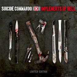 Suicide Commando - Implements of Hell (Limited Edition 2CD) (2010)