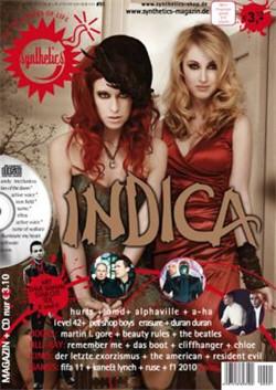 VA - Synthetics: Get The Bombs Of Music Vol.91 (2010)
