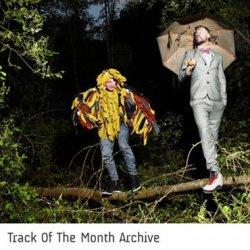 Röyksopp - Track of the Month (2010)