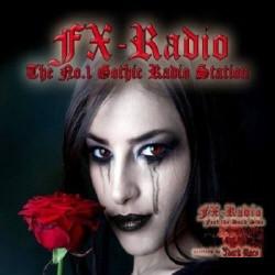 VA - Fx-Radio - The No.1 Gothic Radio Station (2CD) (2009)