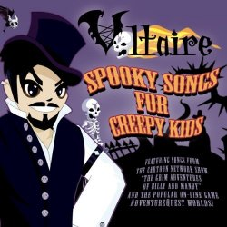 Voltaire - Spooky Songs For Creepy Kids (2010)