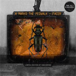 X-Marks The Pedwalk - Facer (EP) (2010)