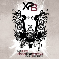 XP8 - Drop The Mask (2CD Japanese Limited Edition) (2010)