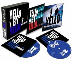 Yello - Yello By Yello: The Anthology (3CD Limited Deluxe Edition) (2010)