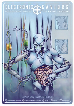 VA - Electronic Saviors: Industrial Music To Cure Cancer (5CD) (2010)