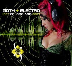 VA - Goth + Electro: 100% Colombiano II (2009)