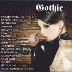 VA - Gothic File 11 (2010)