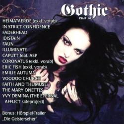 VA - Gothic File 10 (2010)