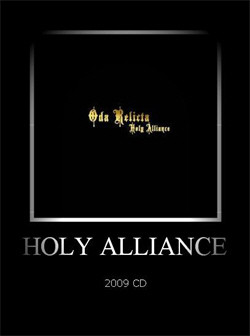 Oda Relicta - Holy Alliance (Limited Edition) (2010)
