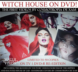Mater Suspiria Vision - On TV I (Limited Edition DVD) (2010)