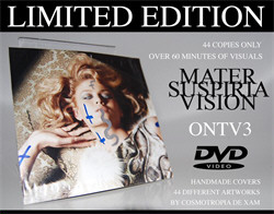 Mater Suspiria Vision - On TV III (Limited Edition DVD) (2010)