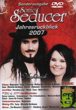 VA - Sonic Seducer Cold Hands Seduction Vol. 78 | Jahresrückblick 2007 (2007)