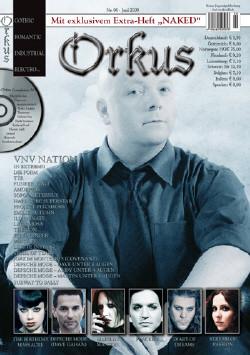 VA - Orkus Compilation 50 (2009)