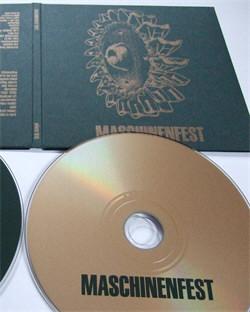 VA - Maschinenfest 2012 (2CD) (2012)