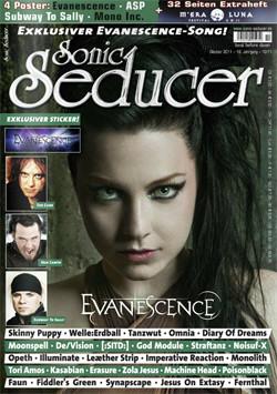 VA - Sonic Seducer Cold Hands Seduction Vol. 123 (2011)