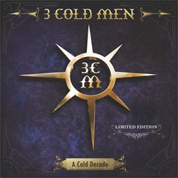 3 Cold Men - A Cold Decade (2CD Limited Edition) (2012)