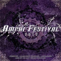 VA - Amphi Festival 2012 (2012)