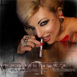 Alien Vampires - Clubbers Die Younger (EP) (2012)
