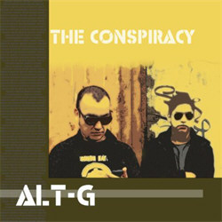 Alt-G - The Conspiracy (EP) (2012)