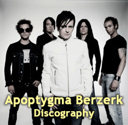 Apoptygma Berzerk Discography 1991-2020