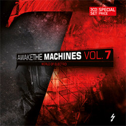 VA - Awake The Machines Vol.7 (3CD) (2011)