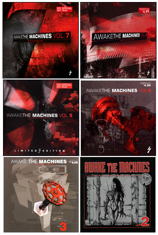 VA - Awake The Machines Vol. 1-8 (1997-2018)
