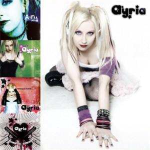 Ayria - 4 albums (2003-2008)