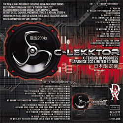 C-Lekktor - X-Tension In Progress (2CD Limited Japanese Edition) (2012)