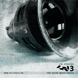 VA - CRL Studios Presents: The Third Wavelength - Life, Motion, Death (2012)
