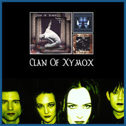 Clan Of Xymox Discography 1985-2011