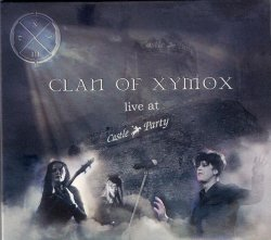 Clan Of Xymox - Live At Castle Party 2010 (2011)