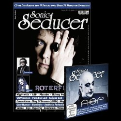 VA - Sonic Seducer: Cold Hands Seduction Vol.124 (2011)