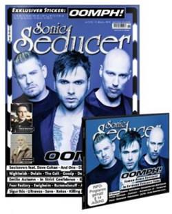VA - Sonic Seducer: Cold Hands Seduction Vol.131 (2012)