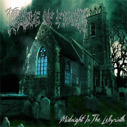 Cradle of Filth - Midnight In The Labyrinth (2CD) (2012)