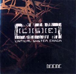 Critical System Error - Deicide (2011)