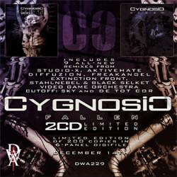 Cygnosic - Fallen (2CD Limited Japanese Edition) (2012)