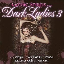 VA - Gothic Spirits pres. Dark Ladies 3 (2012)